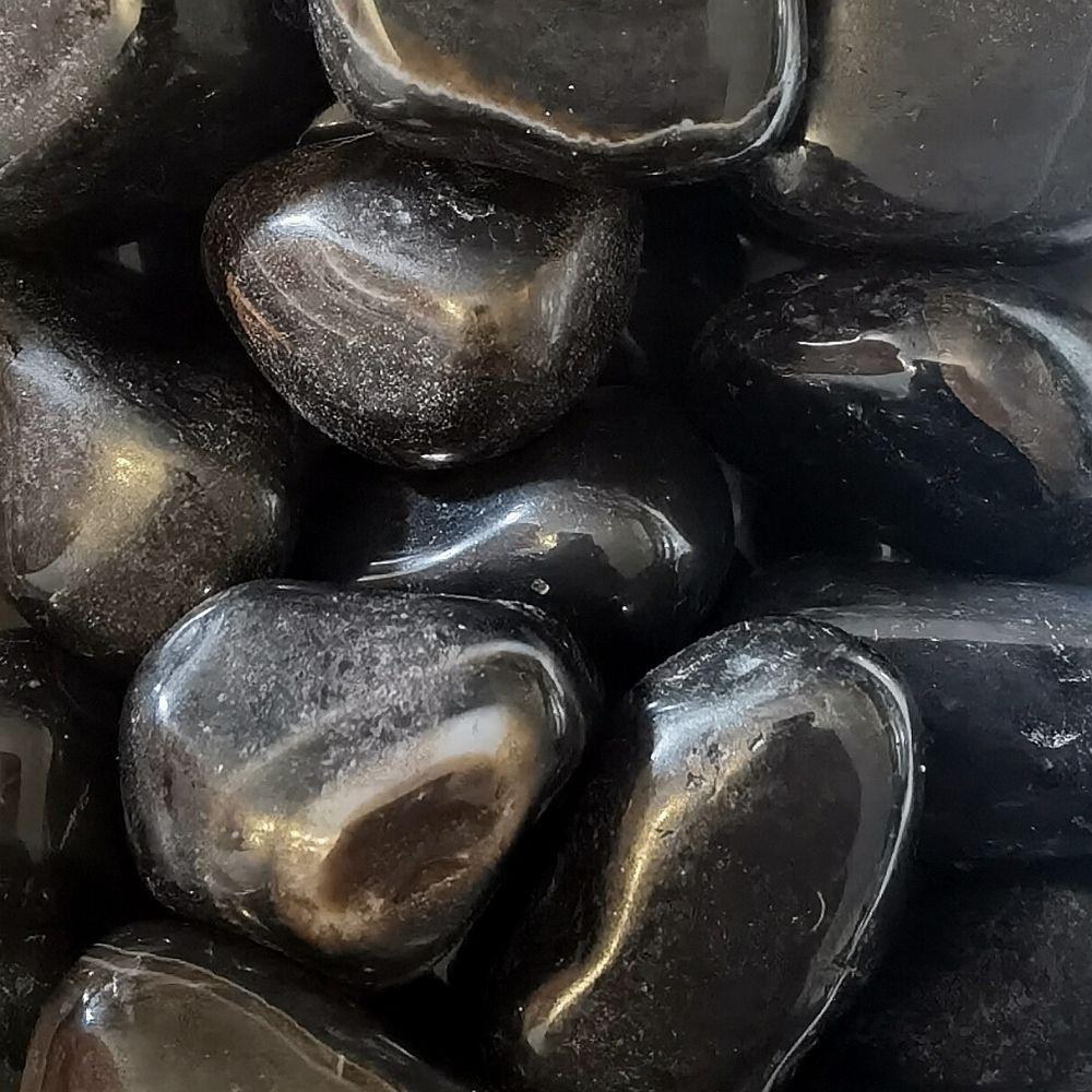 Onyx (Agate noire)